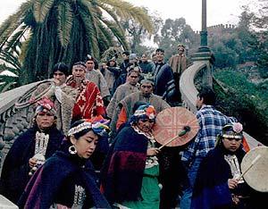 Las Comunidades Indigenas en Argentina