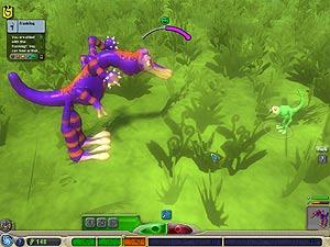 Captura del juego.