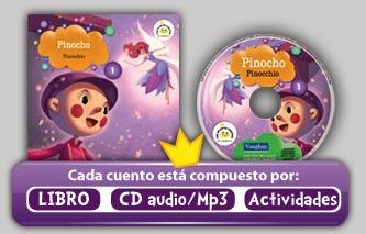 Colecciones El Mundo - Los mejores cuentos infantiles en edición bilingüe español - inglés