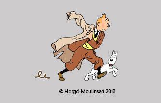 Aventuras de Tintin con El Mundo