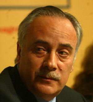 El ex conseller de Governació, Joan Carretero. (Foto: Quique García)